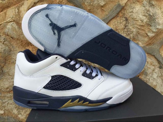 Discount Air Jordan 5 low cut SKU 118872