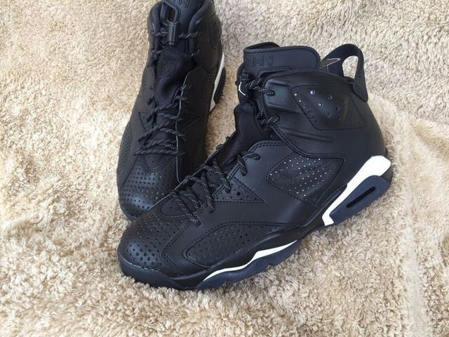 Discount Air Jordan 6 SKU 124575